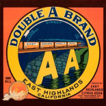 Double A Brand Oranges
