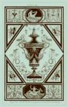 Pergolesi Urns in Celadon I