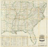 The United States Historical War Map, 1862