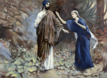 Jesus Reveals Himself To Mary