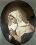 Madonna In Prayer
