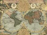 Planiglobii terrestris 1716