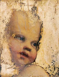 The Head of a Child - a Fragment