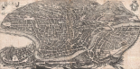 Panoramic View of Rome, 1640