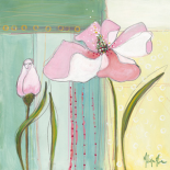 Pink Poppy I