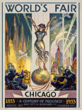 Chicago Worlds Fair-1933