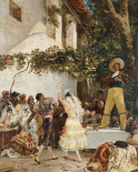 The Spanish Dancers