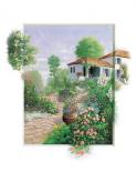Italien Garden I