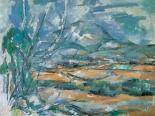 Le Mont Sainte Victoire