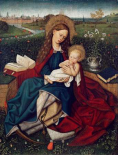 The Madonna of Humility