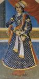 Portrait of Farrukh-Siyar