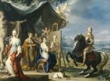 Equestrian Portrait of a Nobleman