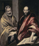 Apostles St. Peter and St. Paul