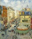 La Rue De Clignancourt