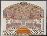 Interior of The Tomb of Etahmadowlah