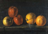 Still-Life With Oranges
