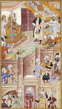 Illustration To The Baburnama