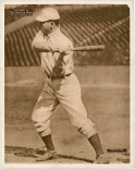 Tris Speaker, Boston American League, 1880