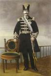Portrait of Nasir Al-Din Shah Qajar