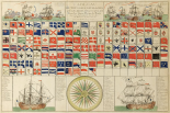 Sea Flags of all Nations